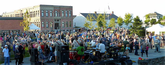 Port Townsend Concerts on the Dock